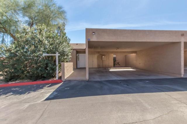 2041 N 87TH Way #103, Scottsdale, AZ 85257 (MLS #5740294) :: Conway Real Estate