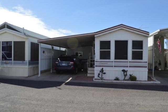 213 E Gila Drive, Florence, AZ 85132 (MLS #5740300) :: My Home Group