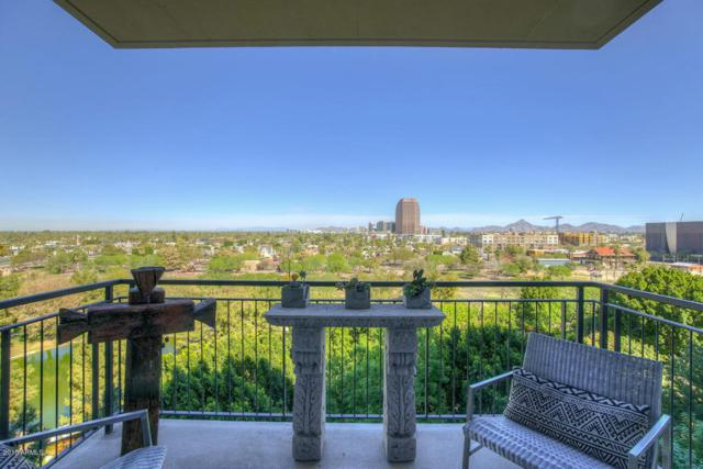 200 W Portland Street #724, Phoenix, AZ 85003 (MLS #5740360) :: The Everest Team at My Home Group