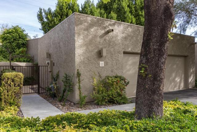 7209 E Mcdonald Drive #12, Scottsdale, AZ 85250 (MLS #5740364) :: My Home Group