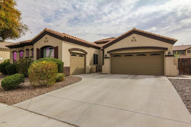 2457 E Iris Drive, Chandler, AZ 85286 (MLS #5740429) :: Group 46:10
