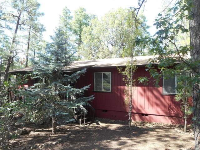 1390 E Wildcat Drive, Munds Park, AZ 86017 (MLS #5740538) :: The Garcia Group @ My Home Group