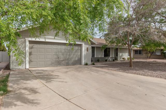 825 N Apache Drive, Chandler, AZ 85224 (MLS #5740549) :: Group 46:10