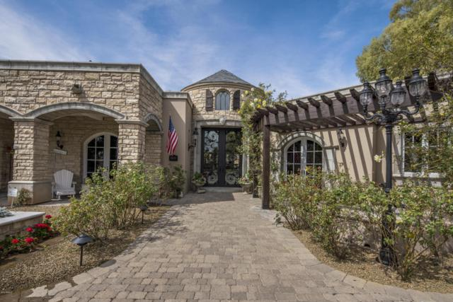8660 N Morning Glory Road, Paradise Valley, AZ 85253 (MLS #5740579) :: Riddle Realty