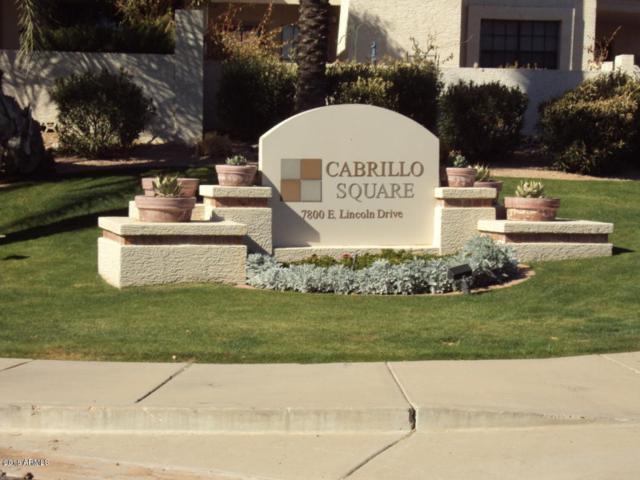 7800 E Lincoln Drive #2078, Scottsdale, AZ 85250 (MLS #5740587) :: Group 46:10