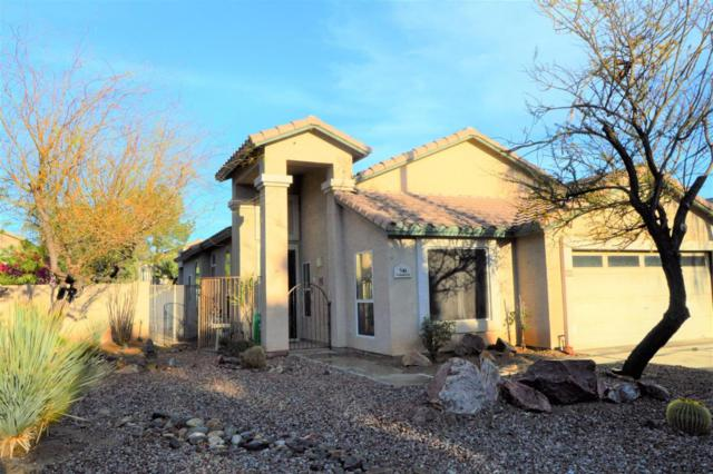 341 W San Marcos Drive, Chandler, AZ 85225 (MLS #5740600) :: Group 46:10
