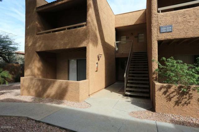 2625 E Indian School Road #120, Phoenix, AZ 85016 (MLS #5740704) :: 10X Homes