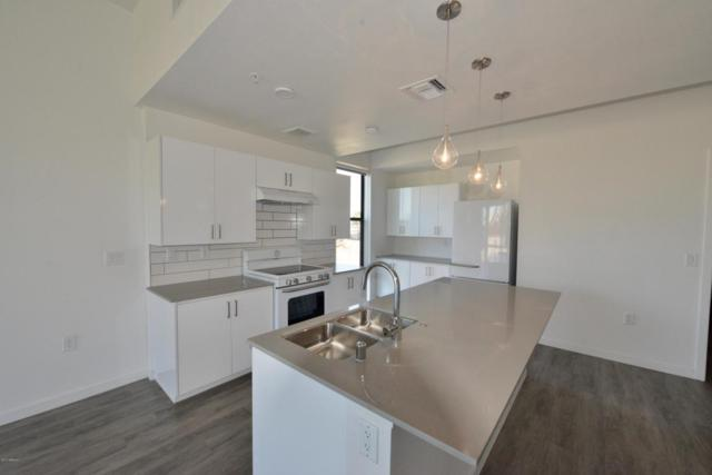 1130 N 2nd Street #205, Phoenix, AZ 85004 (MLS #5740733) :: Brett Tanner Home Selling Team
