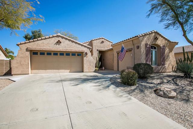 8289 S Rocky Peak Court, Gold Canyon, AZ 85118 (MLS #5740792) :: The Wehner Group
