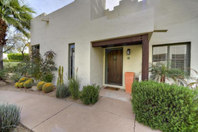 5101 N Casa Blanca Drive #31, Paradise Valley, AZ 85253 (MLS #5740895) :: 10X Homes
