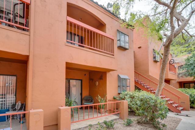747 S Extension Road #108, Mesa, AZ 85210 (MLS #5740932) :: Brett Tanner Home Selling Team