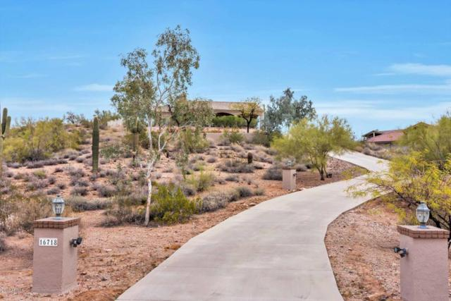 16718 E Trevino Drive, Fountain Hills, AZ 85268 (MLS #5740934) :: Team Wilson Real Estate