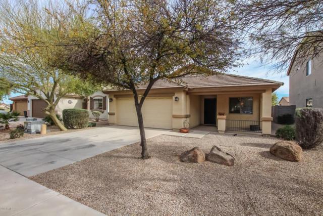 1856 W Desert Canyon Drive, Queen Creek, AZ 85142 (MLS #5740936) :: Team Wilson Real Estate