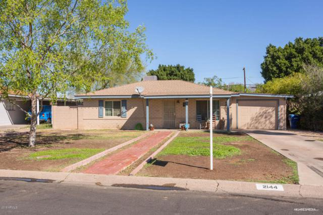 2144 W Whitton Avenue, Phoenix, AZ 85015 (MLS #5740950) :: Occasio Realty