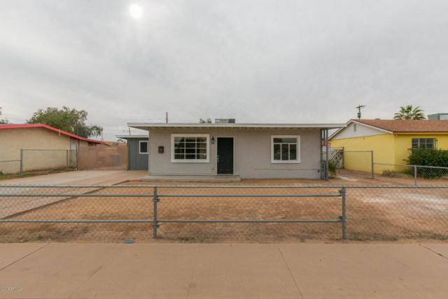 1644 N 38TH Lane, Phoenix, AZ 85009 (MLS #5740963) :: Riddle Realty