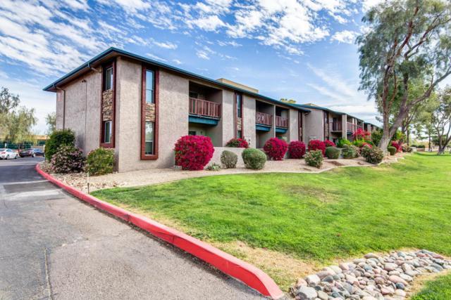 4354 N 82ND Street #280, Scottsdale, AZ 85251 (MLS #5741037) :: Brett Tanner Home Selling Team