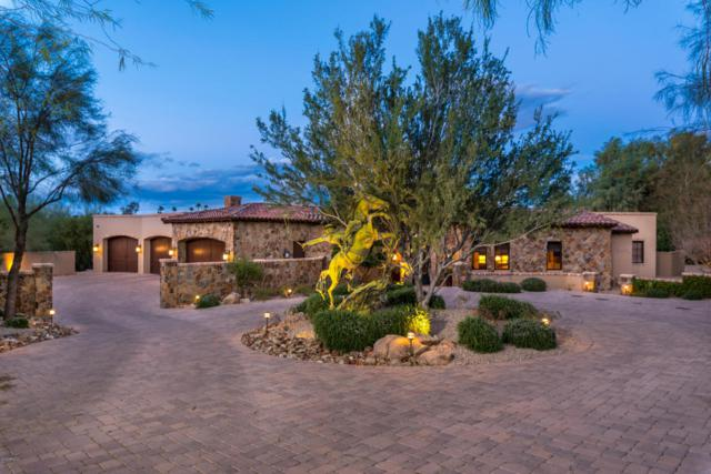 6326 E Quartz Mountain Road, Paradise Valley, AZ 85253 (MLS #5741046) :: 10X Homes
