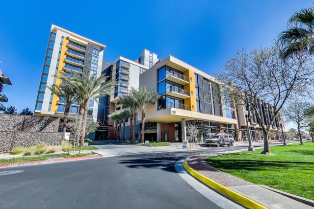 200 W Portland Street #1117, Phoenix, AZ 85003 (MLS #5741229) :: Keller Williams Legacy One Realty