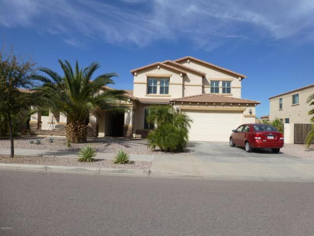 21748 E Cherrywood Drive, Queen Creek, AZ 85142 (MLS #5741234) :: Team Wilson Real Estate