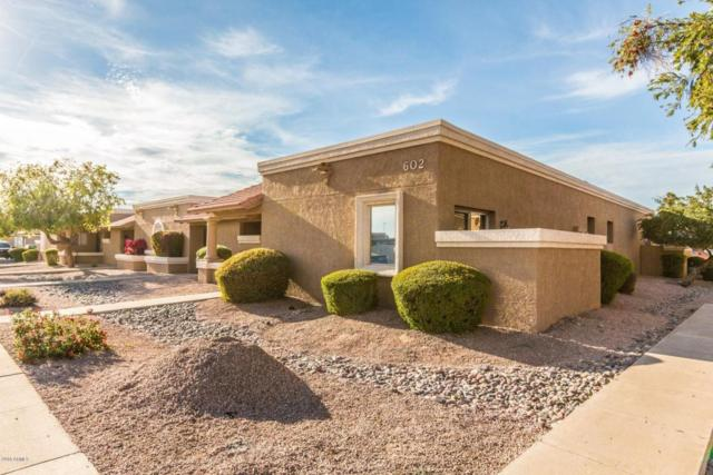 602 W Hononegh Drive #6, Phoenix, AZ 85027 (MLS #5741321) :: Essential Properties, Inc.