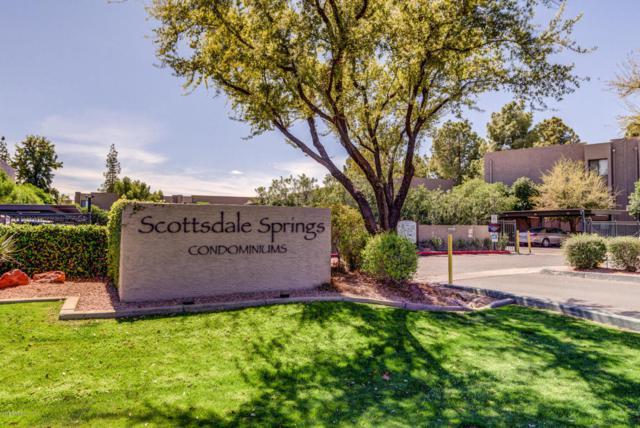 7777 E Main Street #121, Scottsdale, AZ 85251 (MLS #5741415) :: Brett Tanner Home Selling Team