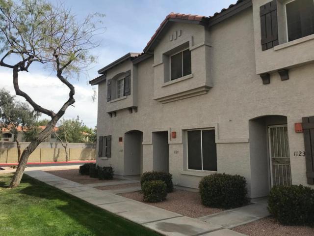 1961 N Hartford Street #1124, Chandler, AZ 85225 (MLS #5741428) :: 10X Homes