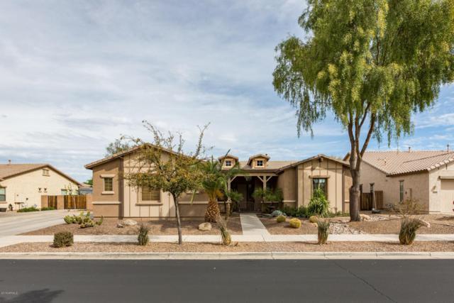 18764 E Druids Glen Road, Queen Creek, AZ 85142 (MLS #5741465) :: Team Wilson Real Estate