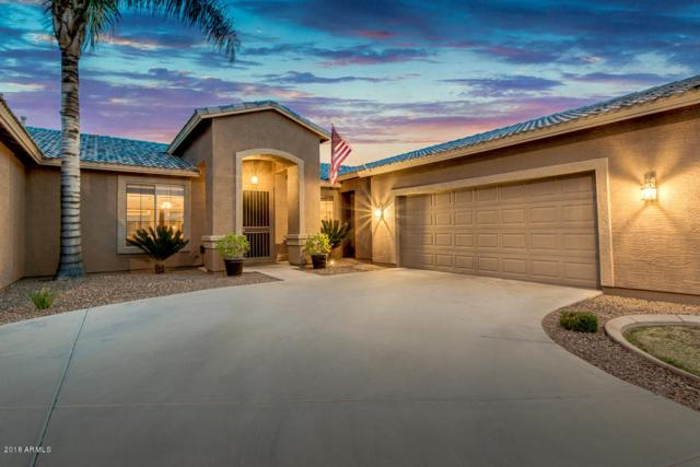 2103 E Firestone Drive, Chandler, AZ 85249 (MLS #5741487) :: Revelation Real Estate