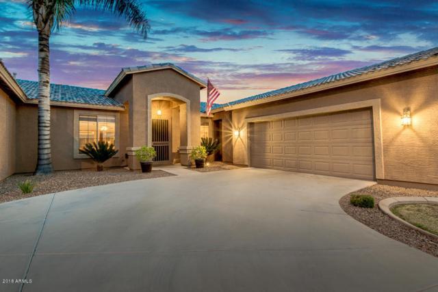 2103 E Firestone Drive, Chandler, AZ 85249 (MLS #5741487) :: 10X Homes