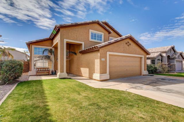 2545 E Kent Avenue, Gilbert, AZ 85296 (MLS #5741491) :: 10X Homes