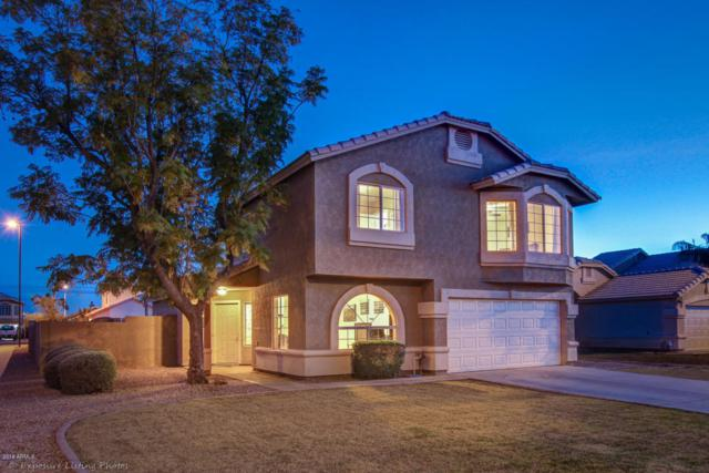 7523 E Nopal Avenue, Mesa, AZ 85209 (MLS #5741500) :: Team Wilson Real Estate