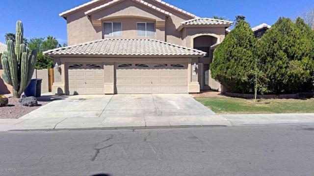 1102 E Kent Place, Chandler, AZ 85225 (MLS #5741574) :: Team Wilson Real Estate