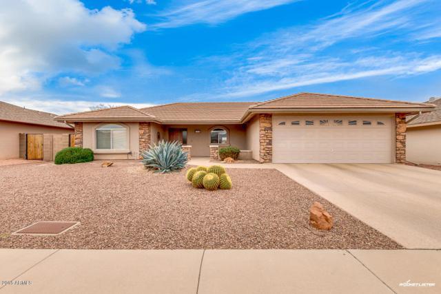 11539 E Kilarea Avenue, Mesa, AZ 85209 (MLS #5741582) :: Team Wilson Real Estate