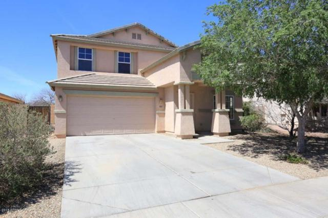 11012 N 154TH Lane, Surprise, AZ 85379 (MLS #5741700) :: Kortright Group - West USA Realty