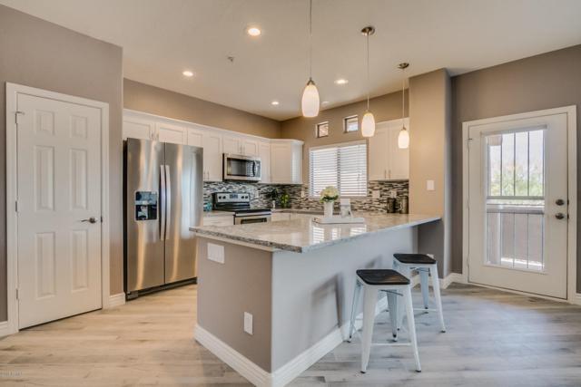 9100 E Raintree Drive #239, Scottsdale, AZ 85260 (MLS #5741715) :: Brett Tanner Home Selling Team