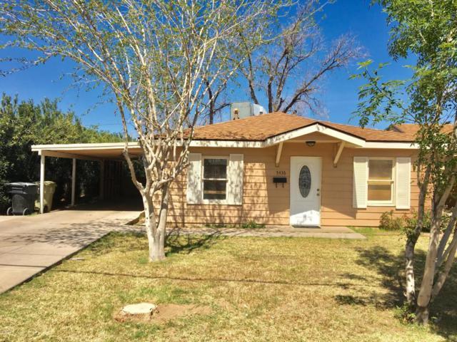 5436 W Myrtle Avenue, Glendale, AZ 85301 (MLS #5741762) :: Kortright Group - West USA Realty