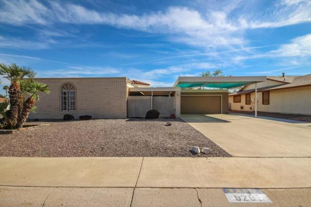 9201 W Elkhorn Drive, Sun City, AZ 85351 (MLS #5741792) :: Kortright Group - West USA Realty