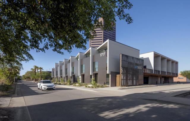 1717 N 1st Avenue #107, Phoenix, AZ 85003 (MLS #5741835) :: Brett Tanner Home Selling Team