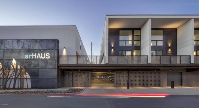 1717 N 1st Avenue #212, Phoenix, AZ 85003 (MLS #5741879) :: Brett Tanner Home Selling Team