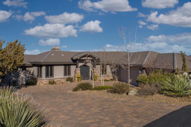 805 Mavrick Mountain Trail, Prescott, AZ 86303 (MLS #5741881) :: Kortright Group - West USA Realty