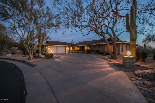 9301 E Calle De Valle Drive, Scottsdale, AZ 85255 (MLS #5741942) :: Keller Williams Legacy One Realty