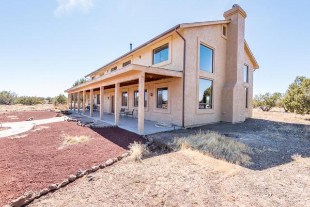 934 W Abandoned Trail, Ash Fork, AZ 86320 (MLS #5742064) :: Devor Real Estate Associates