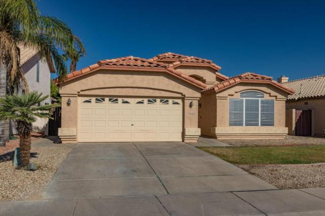 9726 W Pontiac Drive, Peoria, AZ 85382 (MLS #5742248) :: Sibbach Team - Realty One Group