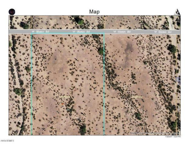 0 N Olson Road, Wickenburg, AZ 85390 (MLS #5742282) :: Brett Tanner Home Selling Team