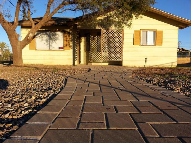 805 N Myers Boulevard, Eloy, AZ 85131 (MLS #5742304) :: Occasio Realty