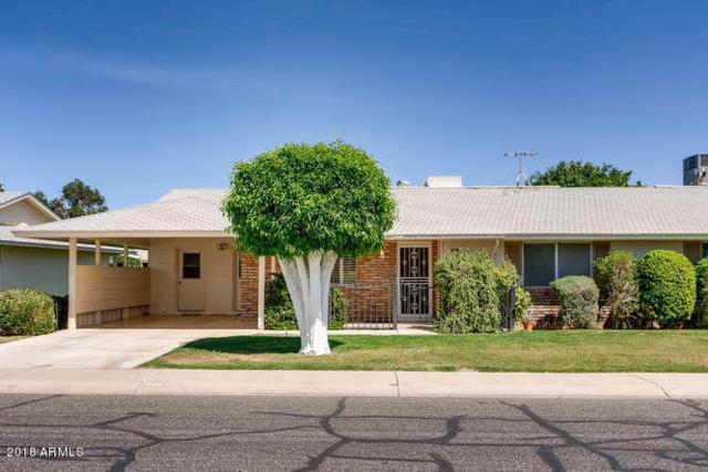 10884 W Clair Drive, Sun City, AZ 85351 (MLS #5742397) :: Kelly Cook Real Estate Group