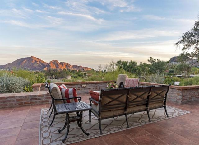 7521 N Lakeside Lane, Paradise Valley, AZ 85253 (MLS #5742434) :: Lux Home Group at  Keller Williams Realty Phoenix