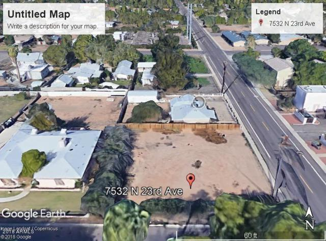 7536 N 23RD Avenue, Phoenix, AZ 85021 (MLS #5742437) :: The Daniel Montez Real Estate Group