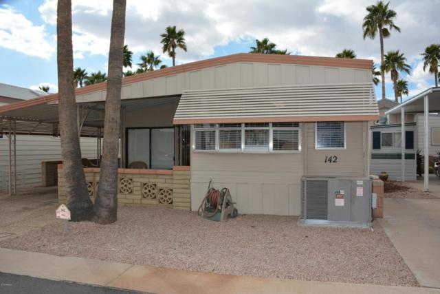 142 S Sioux Drive, Apache Junction, AZ 85119 (MLS #5743065) :: My Home Group
