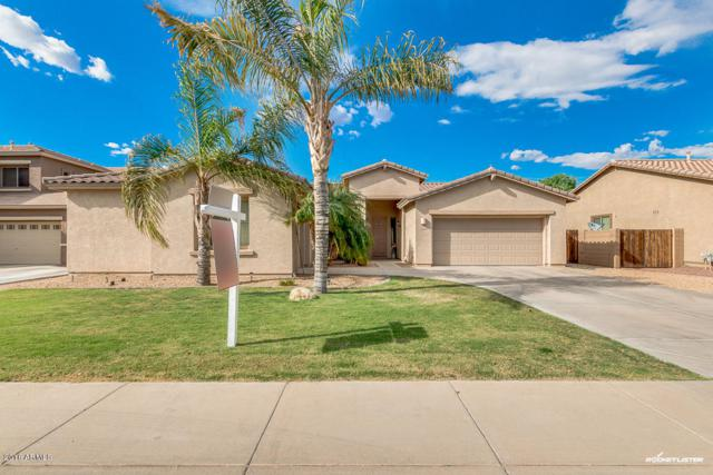 2732 E Zion Way, Chandler, AZ 85249 (MLS #5743181) :: Occasio Realty